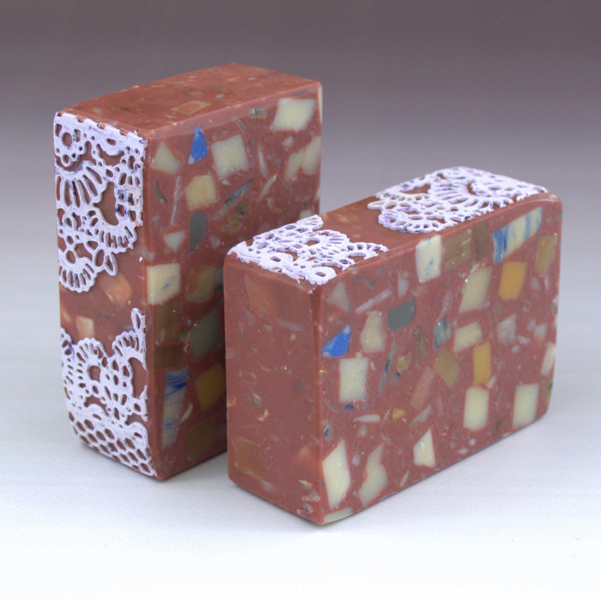 Rose Lace Soap