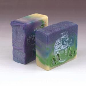 Tropical Sensation (Snowman) Soap