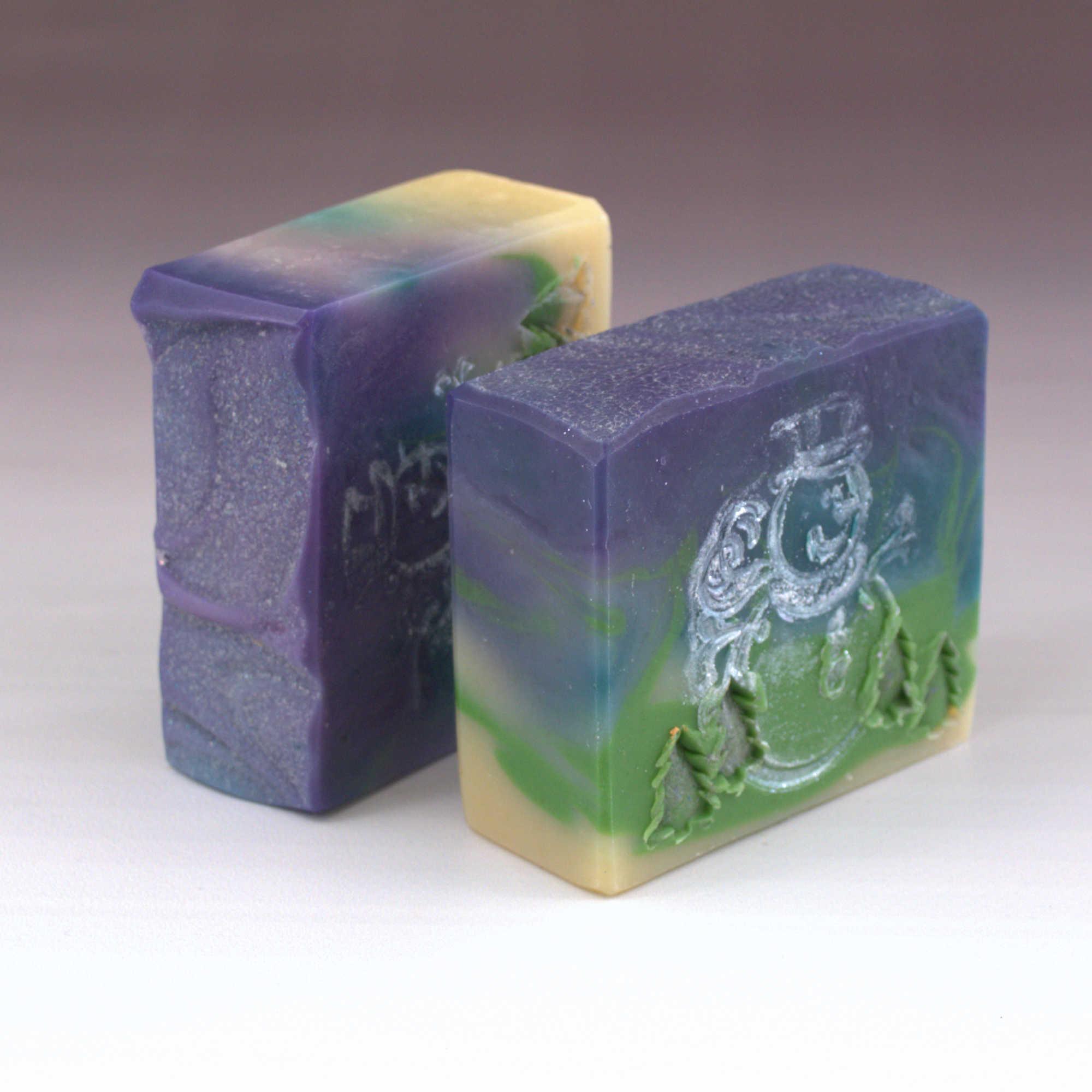 Tropical Sensation Snowman Soap