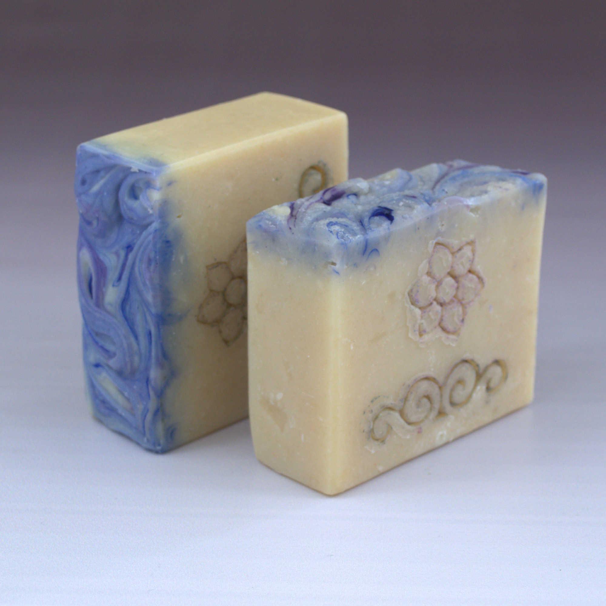 Violet & Birch Soap