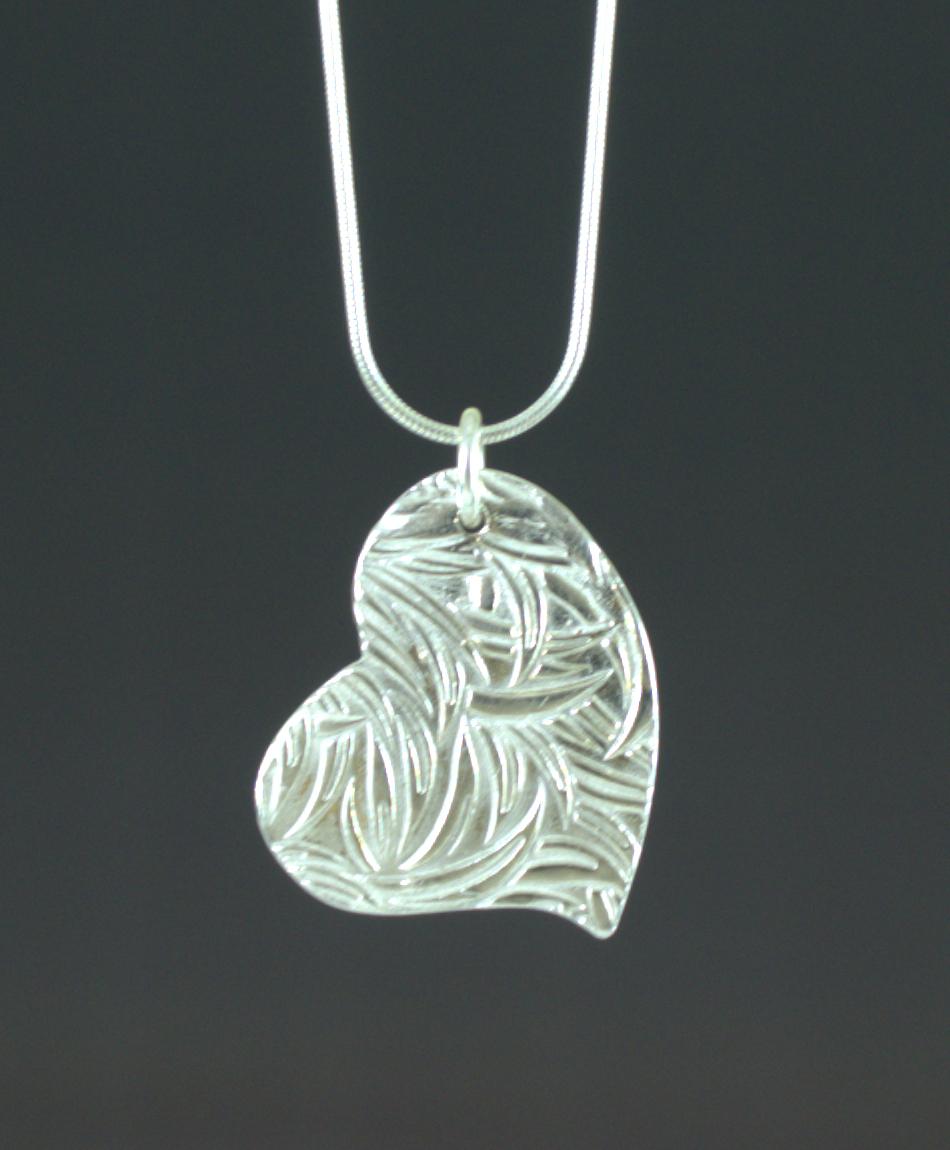 Spirited Heart Pendant SOLD!!