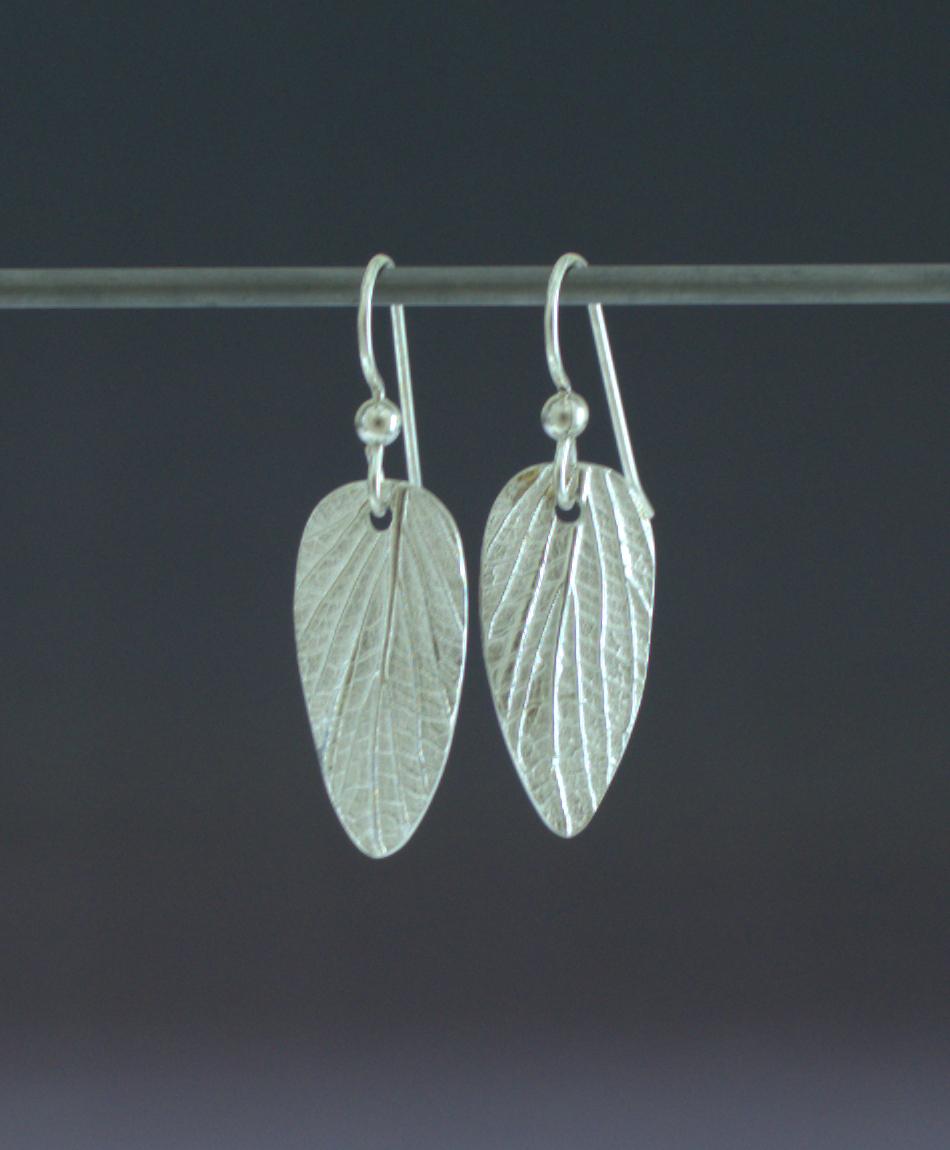 Whimsical Leave Earrings (SOLD)