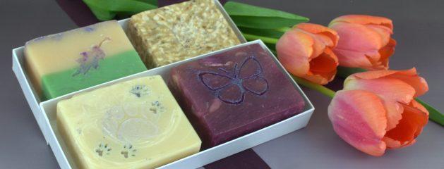 Artisan Soap Gift Boxes